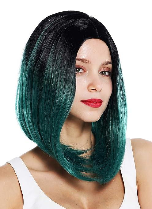 Wig Me Up Zm 1769 Bdr1b Perruque Dame Courte Lisse Carré