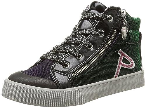 Zapatos con cremallera infantiles 4X6wt7