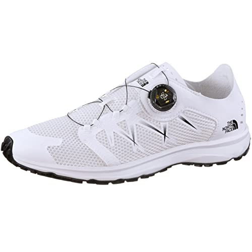 9ff56be0eb6 North Face Litewave Flow Boa Shoes UK 12 TNF White TNF White: Amazon.co.uk:  Shoes & Bags