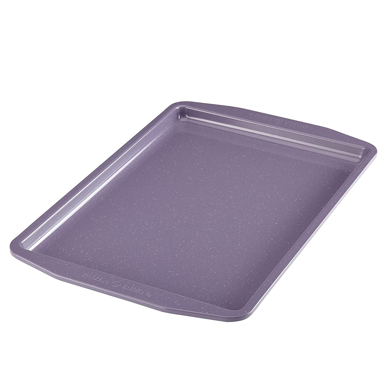 Paula Deen Speckle Nonstick Bakeware 11-Inch x 17-Inch Cookie Pan, Lavender Speckle