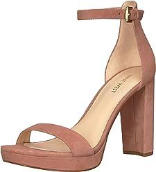 3bda8973d50 Nine West Women s Dempsey Suede Sandal