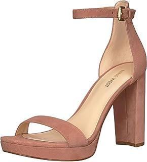 0873387c79f Amazon.com  Nine West Women s Dempsey Leather Dress Sandal  Nine ...