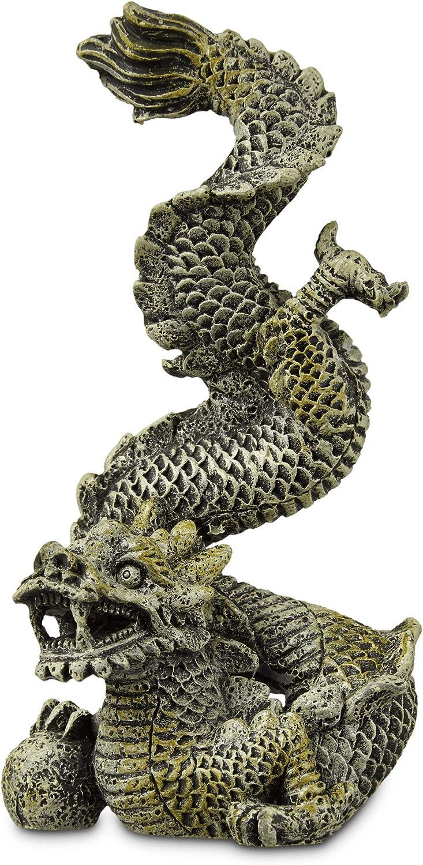 Imagitarium Dragon Aquatic Decor, Medium