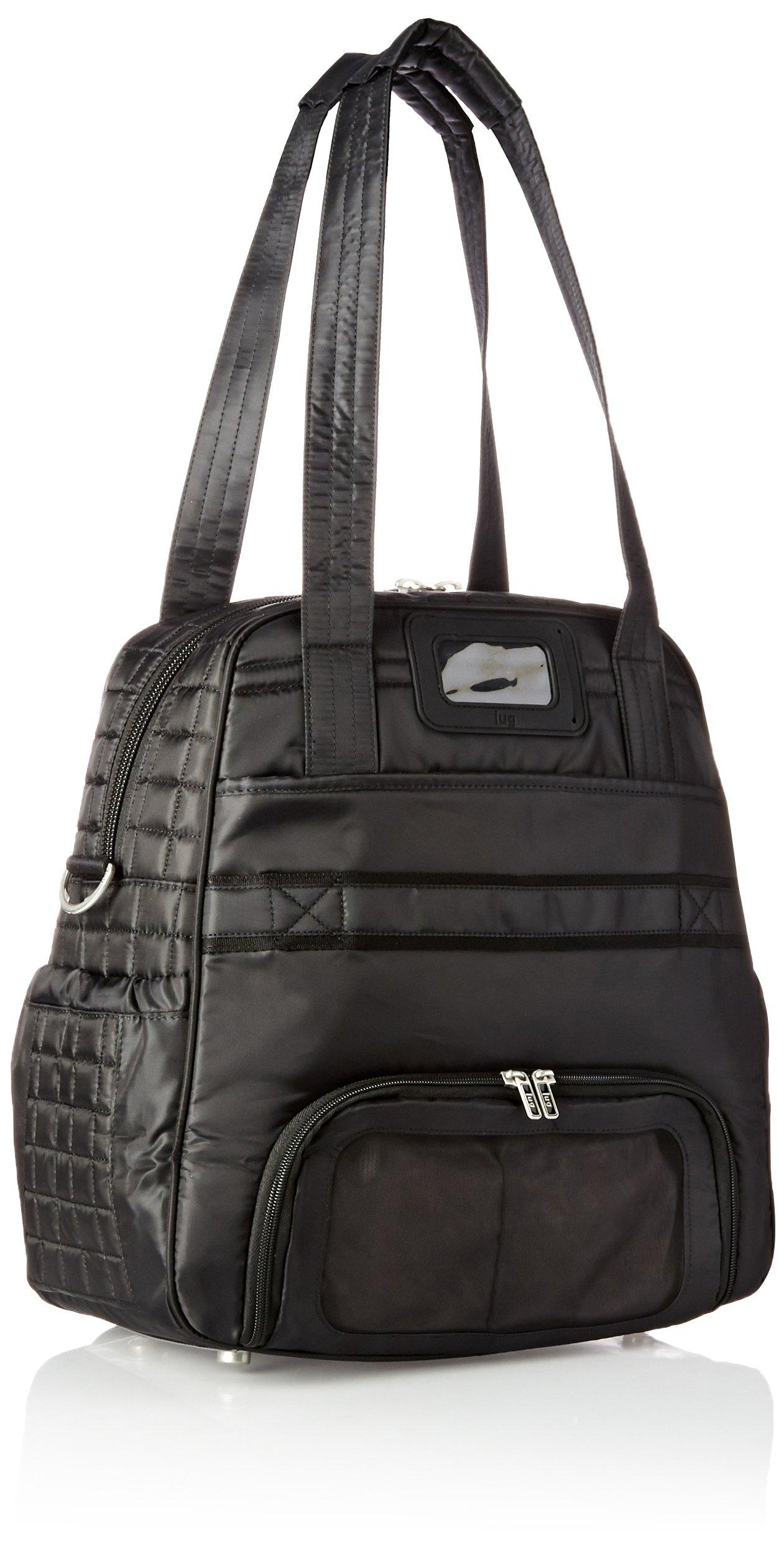 Lug Puddle Jumper Overnight/Gym Bag, Midnight Black by Lug (Image #2)