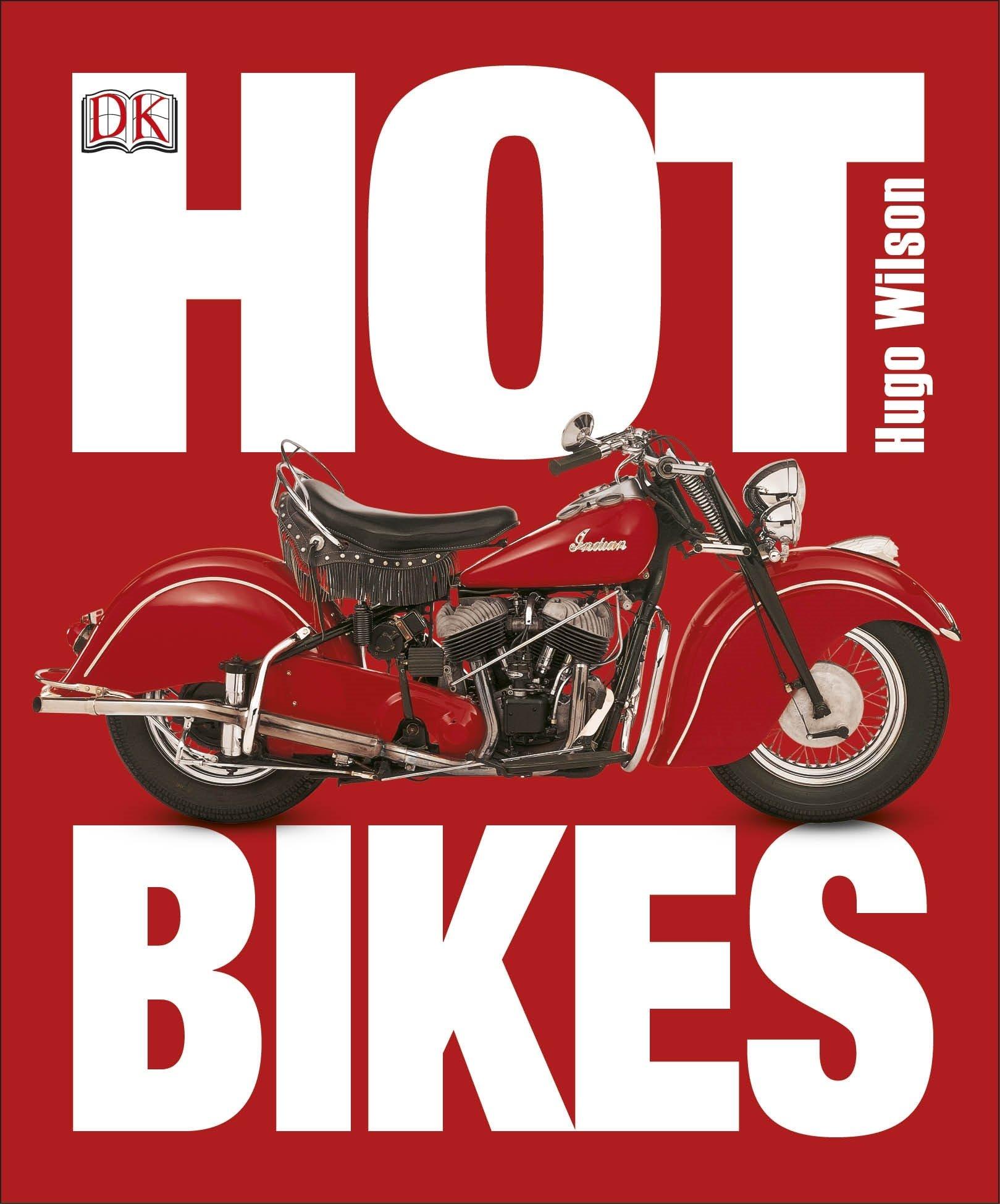 Hot Bikes pdf epub