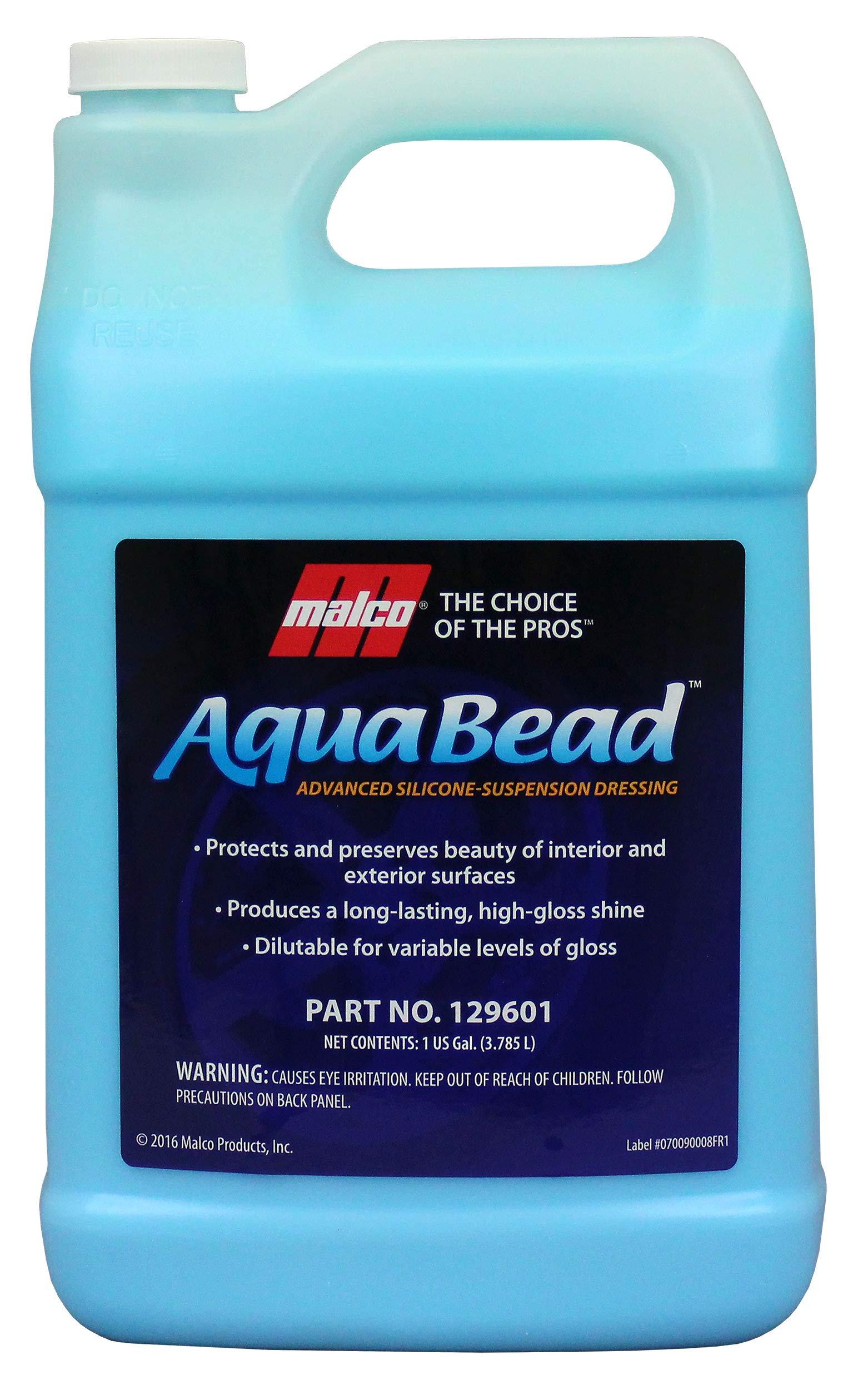 Malco Aqua Bead Silicone Suspension Dressing, 1 gal (129601)