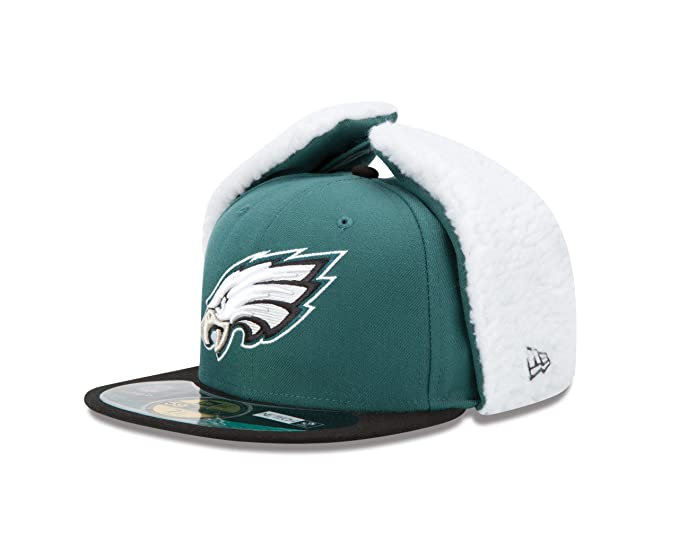 1d6361033 Amazon.com : NFL On Field Dog Ear 59Fifty Cap : Sports Fan Baseball Caps :  Clothing