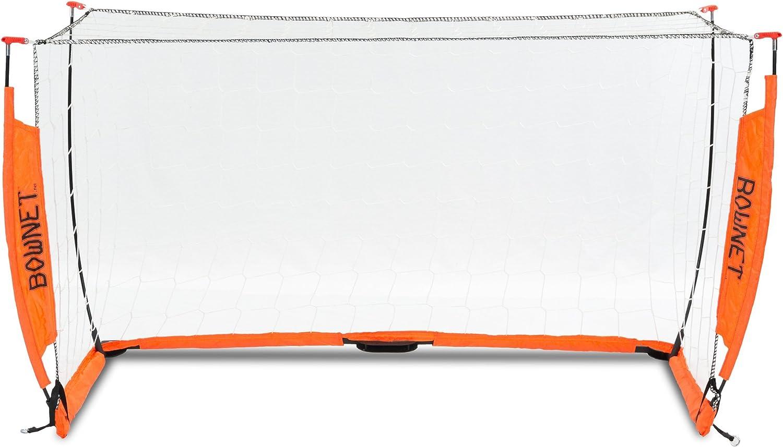 Bow Net Noeud Filet de Football/Filet de Football Orange, 3 x 5 m