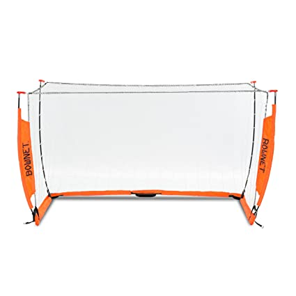 d0184a6f3 Amazon.com : Bownet 3' x 5' Mini Portable Soccer Goal : Bownet Soccer Goals  : Sports & Outdoors