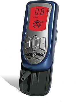 Straws AlcoSense Special Edition Pocket Alcohol Digital Breathalyser