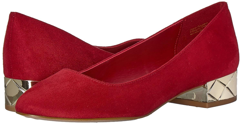 ALDO Women's Lowiel Ballet Flat B0743QPSVB 8 B(M) US|Red Miscellaneous