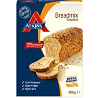 Atkins Low Carb Breadmix, 400 grams