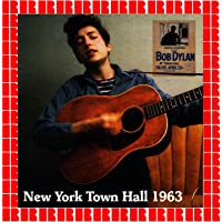 Town Hall, New York, 1963 (Hd Remastered Edition)