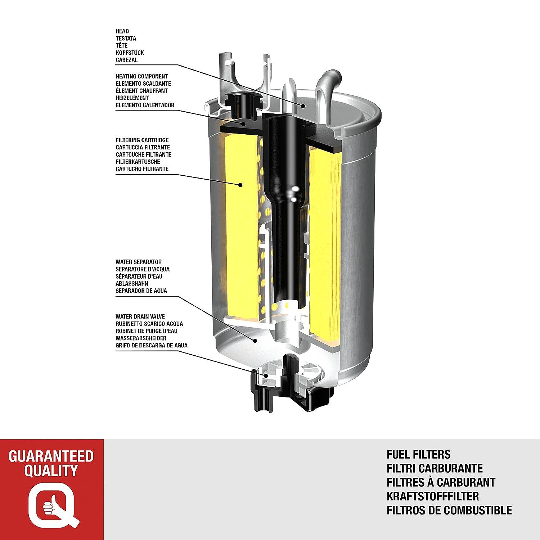 Open Parts EFF5006.20 Filtro Carburante