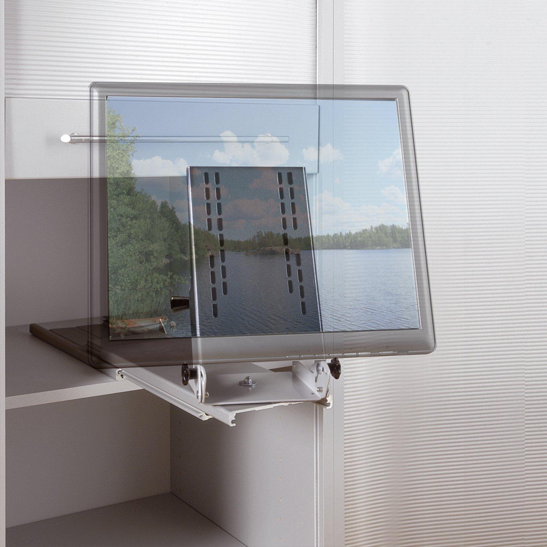 Caratec Flex CFA100H TV-Halter, Auszug für Fernsehschrank, mit ...