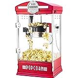 Great Northern Popcorn Company 6076 Big Bambino Popcorn Machine, Red