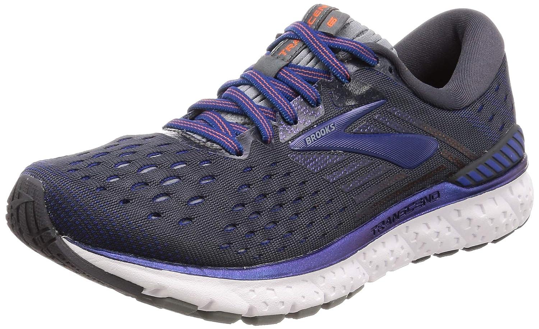 Ebony bluee Mandarin Brooks Men's Transcend 6 Running shoes