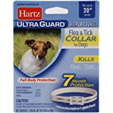 Hartz UltraGuard Flea & Tick Collar for Dogs and Puppies, 7 Month Flea and Tick Protection and Prevention Per Collar, Reflect