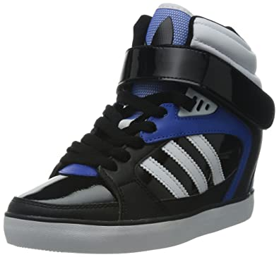 the latest 39354 517f3 adidas Originals Amberlight Up W, Baskets mode femme Black Size 7.5