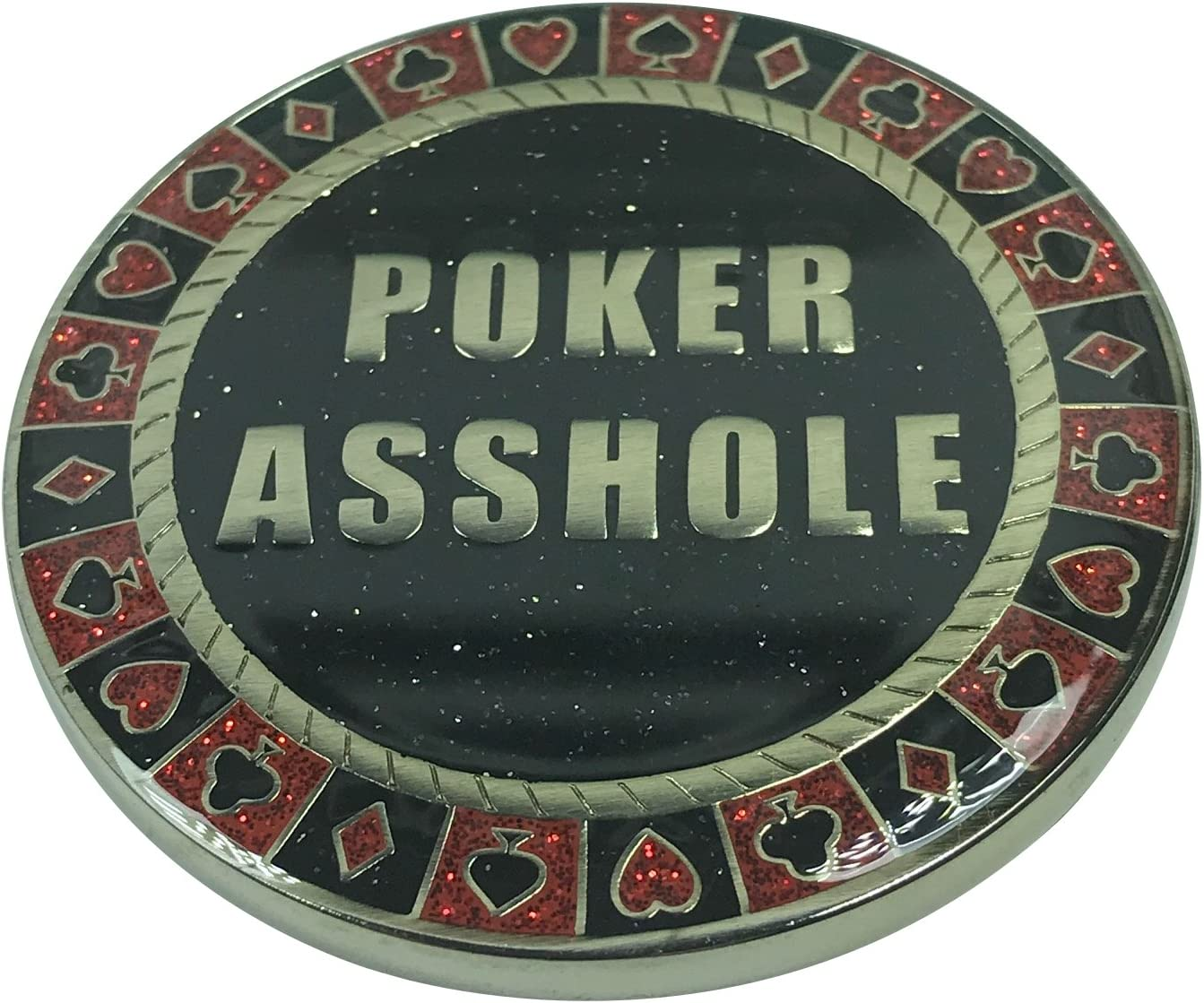 Poker Weight Poker A$$Hole Card Guard