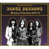 BLACK SABBATH - MASTERS OF REALITY 1970-'75: THE LEGENDARY BROADCASTS - 4 CD SET