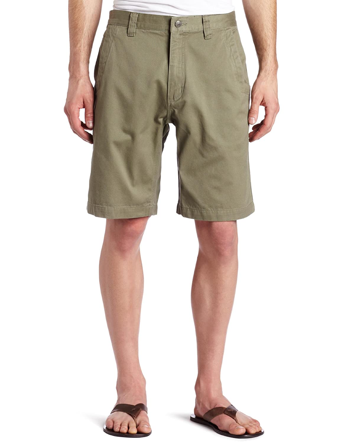 Mountain Khakis Men's Teton Twill Short 42W 10-Inch TTS