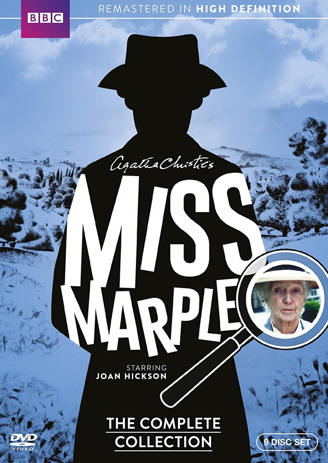 Miss Marple: The Complete Collection Joan Hickson BBC Home Entertainment 35226269 Movie