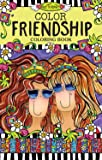 Color Friendship Coloring Book: Perfectly Portable Pages (On-the-Go Coloring Book) (Design Originals) Extra-Thick High-Quality Perforated Pages & Convenient 5x8 Size to Take Along Wherever You Go