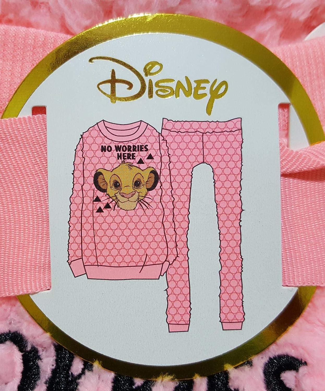 Pijama de Forro Polar para Mujer de Disney The Lion King ...