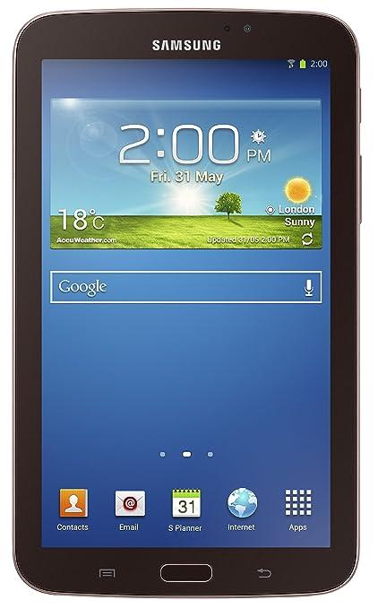 למעלה Amazon.com : Samsung Galaxy Tab 3 (7-Inch, Gold-Brown, 8-GB) 2013 LE-82