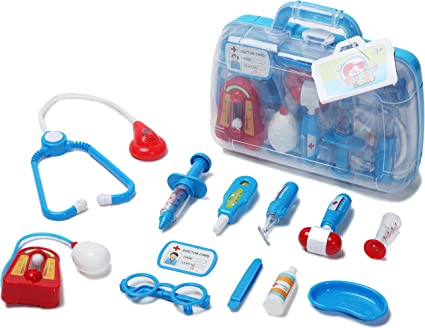Doctor Toy medical toys doctor kit kid doctor set doctor nurses blood pressure X