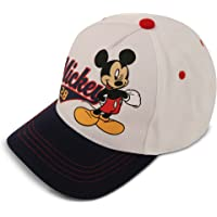 Disney - Gorra de béisbol, MMS62922AZ, Varones, Azul, Blanco, Talla única