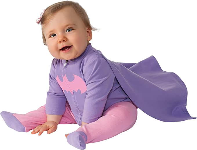 Amazon.com: Rubie s Disfraz Baby Girl de DC Comics ...
