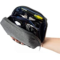 Sterkmann Tech Pouch | Electronic Organizer | Travel Cable Organizer | Gadgets Accessories Bag for iPad Mini Tablet, SD…