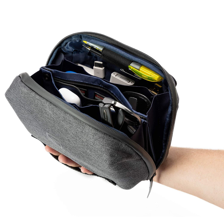 Zubeh/örtasche Kamera f/ür Festplatten SD-Karte Powerbank iPad Mini Tablet /& Kindle Sterkmann Tech Pouch USB-Stick Elektronische Tasche  Kabeltasche Elektronik/Organizer Kabel Reisekabel