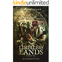 Limitless Lands Book 3: Retribution (A LitRPG Adventure)