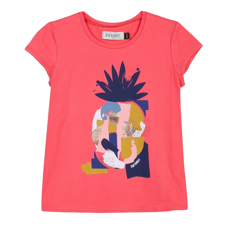 Jean Bourget Girl's Ts Visu Arty T-Shirt