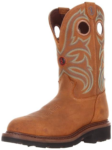 8f7dd129e2 Tony LamaTan Cheyenne Work RR3206-M - Tan Cheyenne Work Rr3206-m Hombres,