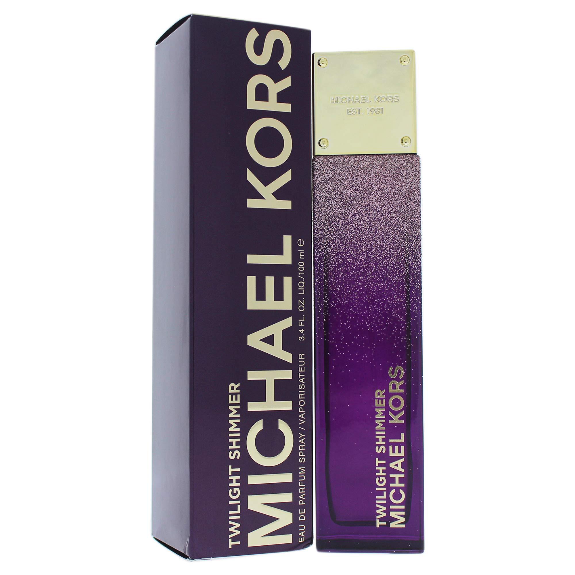 Michael Kors Twilight Shimmer Edp Spray for Women, 3.4 Ounce