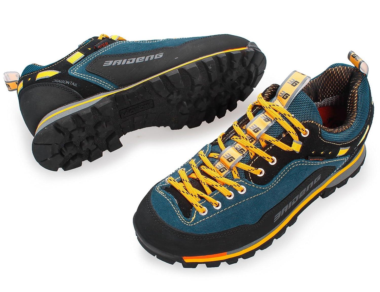 GNEDIAE al para Hombre Botas de Senderismo Impermeables de Ocio al GNEDIAE Aire Libre Zapatos de Deporte Zapatillas de Senderismo Cordones Trainer Botas 40-46 d2232e