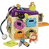 B.Toys 比乐 宠物诊所 毛小孩宠物诊所 儿童益智 过家家玩具 仿真早教医生玩具  婴幼儿童益智玩具 礼物 2-6岁 BX1229Z