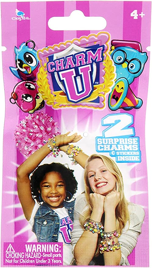 CHARM U CHU30040 Toy, Multi-Colour