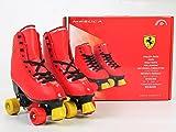 Ferrari Classic Roller Skates, Red, Euro Size 35-42