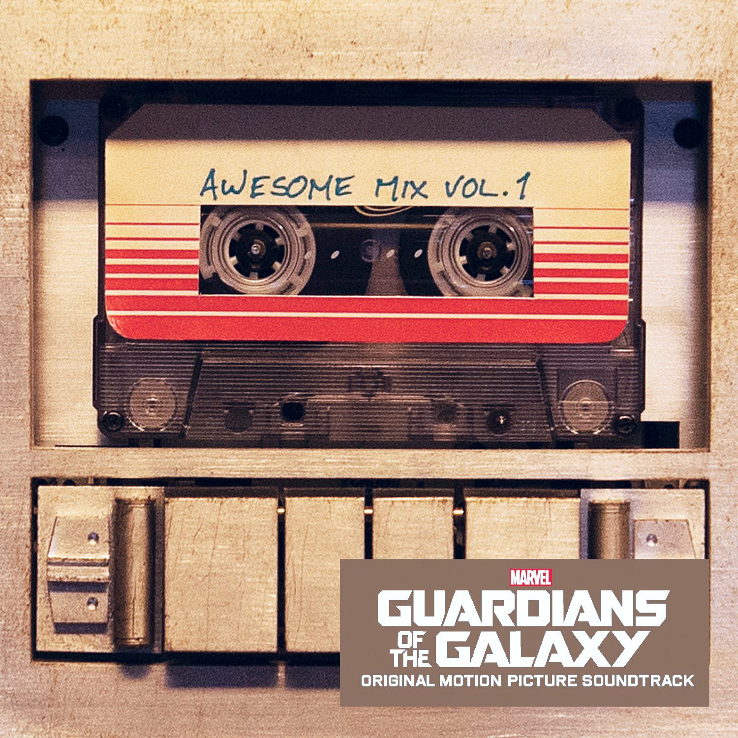 Guardians of the Galaxy: Awesome Mix Vol.1 by Hollywood