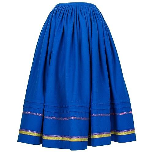 547fc77cc Falda regional típica tradicional, mod. Beariz: Amazon.es: Handmade