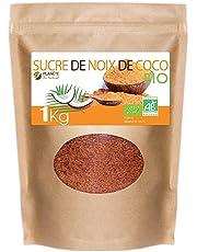 Sucre de Noix de Coco Bio - 1kg