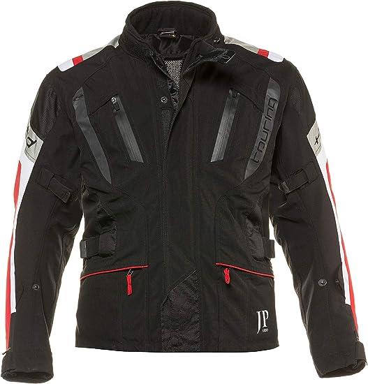 Bogotto Zonder Evo Motorrad Textiljacke 3XL Schwarz