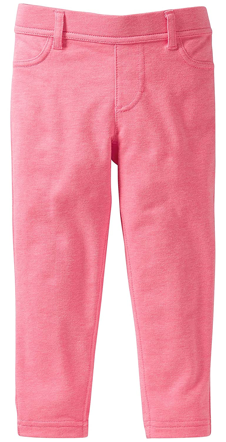 Amazon.com: Carters Little Girls French Terry Pants (Toddler/Kid) - Brt Pink: Clothing