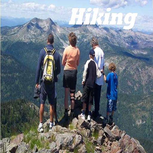Hiking Trail Maps - 9
