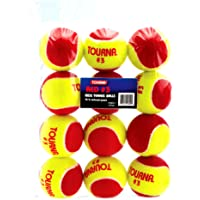 Tourna Low Compression Stage 3 Tennis Ball